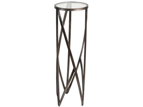 criss cross tall table | tall cage table